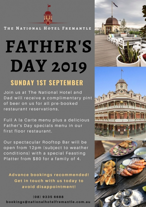 Father's Day 2019