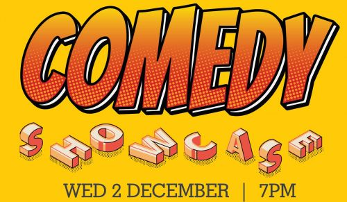 Comedy Showcase 2nd December 2020